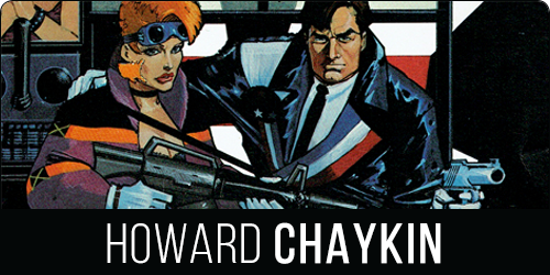 Chaykin, Howard 500x250