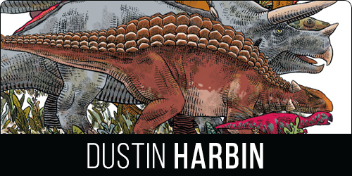Harbin, Dustin 500x250