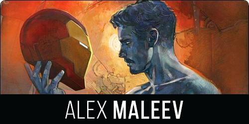 Maleev, Alex 500x250