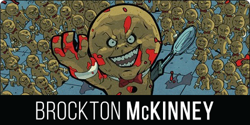 NCComicon Bull City Brockton McKinney Guest