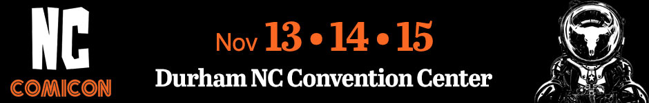 NC Comicon Banner Ads
