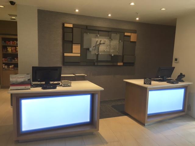 Front Desk Formula Blue