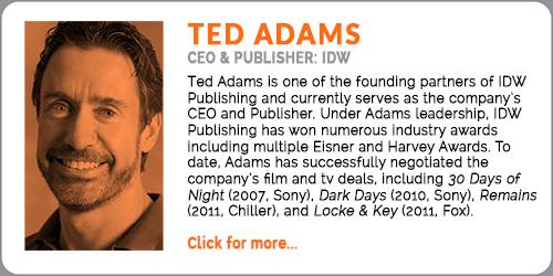 Adams, Ted 500x250
