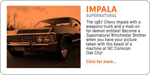 Cars_Supernatural Impala