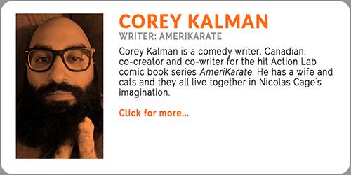 Kalman, Corey