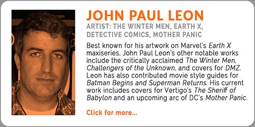Leon, John Paul 500x250
