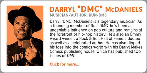 McDaniels, Darryl DMC 500x250
