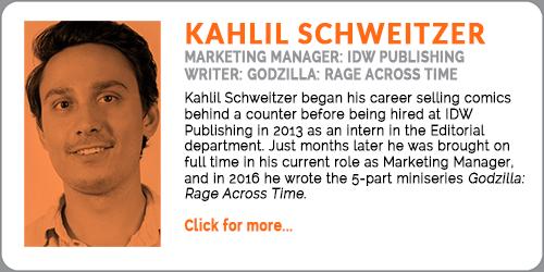 Schweitzer, Kahlil 500x250
