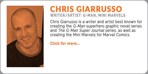 Giarrusso, Chris 500x250
